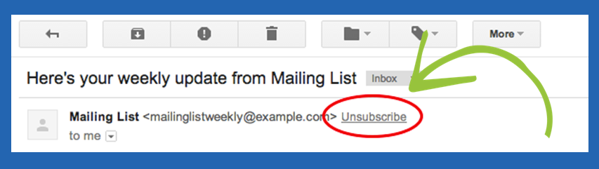 Gmail updates its inboxes to make unsubscribing from marketing emails even easier.