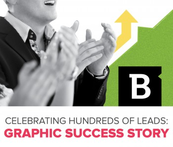 Infographics drive results beyond clicks when companies promote them properly - Here's how one company earned its biggest lead gen day ever.