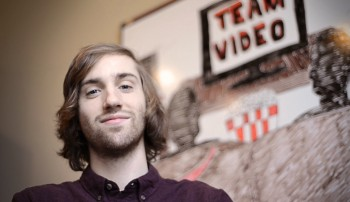 Thomas is sharing what it's like to be a video animator in Brafton's Chicago office.