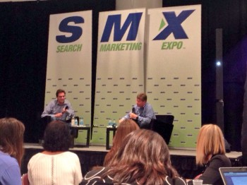 With 75% of traffic via social, Buzzfeed doesn't sweat SEO. CEO Jonah Peretti shared unexpected content marketing insights for any brand at SMX.