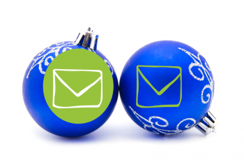There's still plenty of time to create an effective holiday strategy - and to promote it with the right type of email marketing.