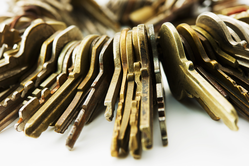 keys unlock encryption HTTPs
