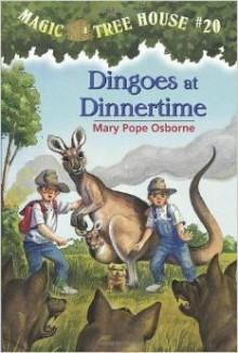 """""""Dingoes at Dinnertime"""""""