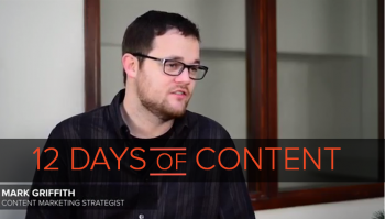 Content that instills trust in your brand will turn readers into customers. In this video, CMS Mark Griffin explains how to build trust with content.