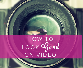 Here are some dos and don'ts from our video team to help you look your best in your marketing videos.