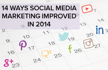This year there have been several updates that have made social media marketing even more manageable and exciting for strategists. Here are some of our favorites.