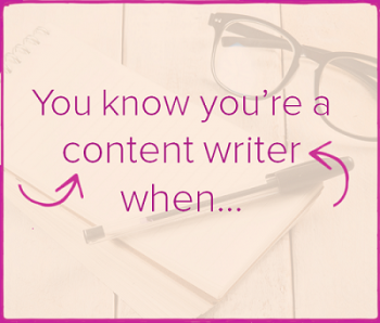 What's it like to be a writer at a content marketing agency? Just ask our editorial team!