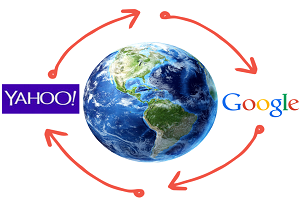A new report from Statcounter shows that Google lost the most search share since 2010, while Yahoo broke the record for gains.