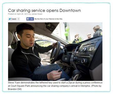 Steve Yuen Zipcar Pic
