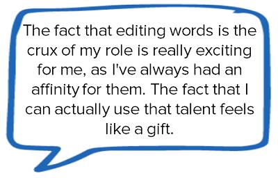 Tony Basile Brafton Employee Spotlight Quote 2