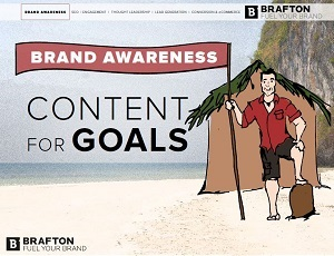 This eBook explains how to create and measure content for brand awareness.