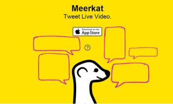 Meerkat offers a new interactive way to use video. Here's five brands using it effectively.