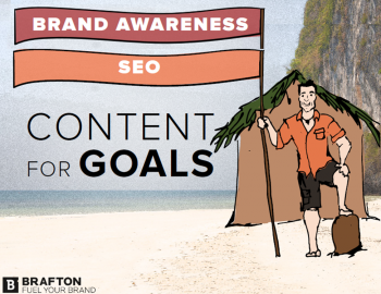 Web marketing success starts when you get on your customers' radar through SEO and brand awareness. Here's how to use content for these goals.