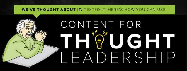 Content for Thought Leadership