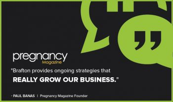 In his review of Brafton, Pregnancy Magazine founder Paul Banas explains why a content marketing agency is better than silo-ed service providers. Watch the testimonial.