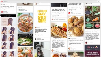 There are plenty of opportunities to discover and shop around on Pinterest, as two out of three of pins on the network represent brands and products.