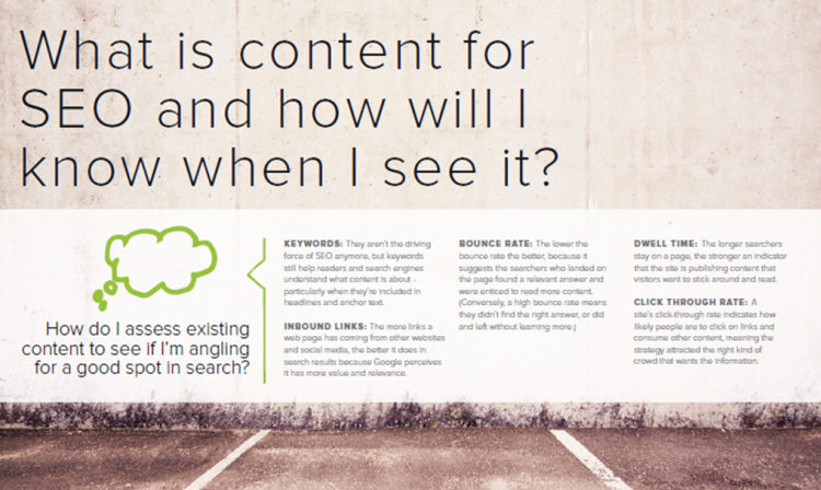 Content for SEO Ebook Preview 1