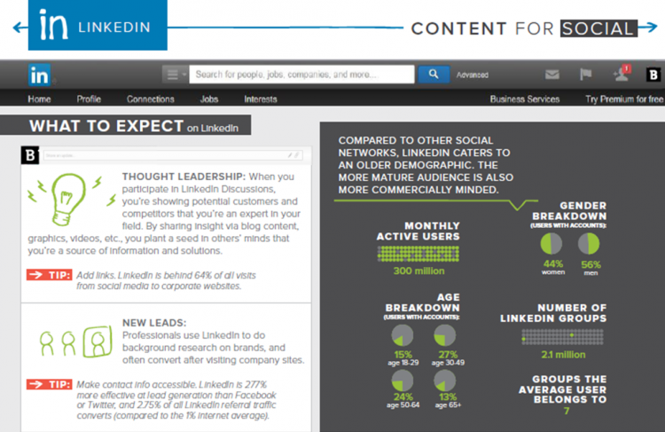 Content for Social Ebook Preview 1