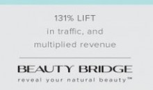 Case Study:  Beauty Bridge brought in hundreds of new leads through a Pinterest contest.