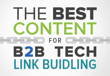 What pages typically see the most backlinks on B2B tech and software websites? Here's Brafton's analysis of more than 80 clients.