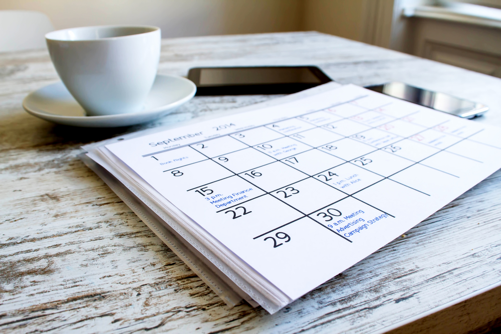 How to craft the perfect content marketing calendar (in 7