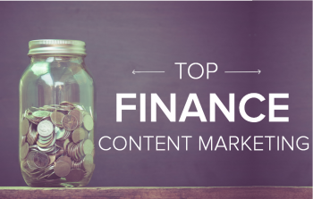 Think content marketing isn't for the highly-regulated finance industry? These 8 brands prove content is part of a successful strategy.