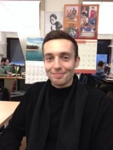 Content writer Alex Vancil