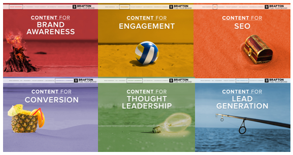 Content for Goals Ebook Series