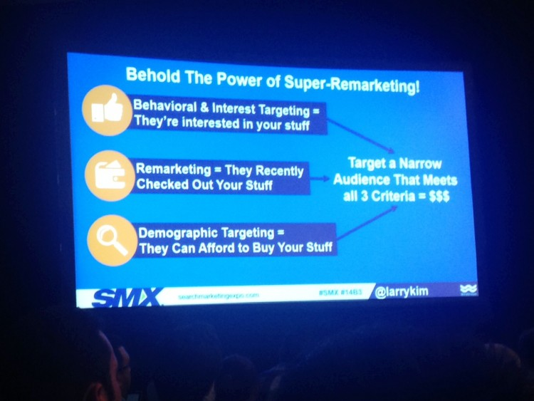 SMX East Super Remarketing