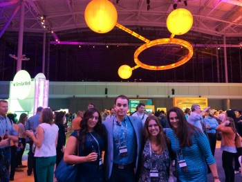 The Brafton team was busy this week talking content, meeting fellow marketers and gaining strategy inspiration at Hubspot's annual Inbound conference in Boston. Here's just a few of our favoritelessons…