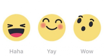 Facebook Reactions Number 2