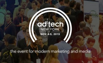 Brafton's content marketing consultants will attend AdTech, Nov. 4-5 at the Javits Center in New York.