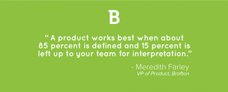 Brafton VP of Product Quote 2