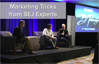 The latest Search Engine Journal Summit offered marketing tips for quick wins and smarter strategies. Read Brafton's roundup of top insights.