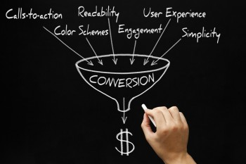 Struggling to turn your company's leads into customers? Here are our five conversion optimization tips to push your site's traffic down the sales funnel.