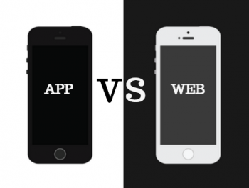 Is your business right for developing an app, or should you stick with optimizing a mobile site? Here's our breakdown of apps vs mobile web.