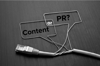 One of Brafton's content management strategists shared his insight and personal experience to help settle the debate on whether PR or content marketing is the best strategy.