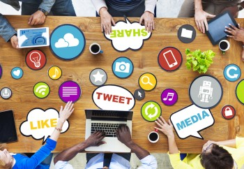 Small businesses can benefit from social media marketing, but 1 in 5 still don't have a presence on these channels.