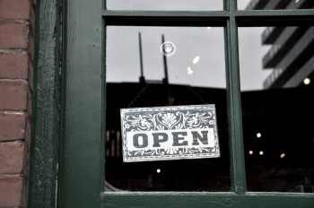 The right content strategy lets potential customer know your store is open for business.