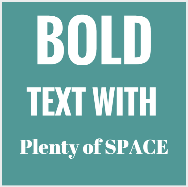 bold_text_space_canva