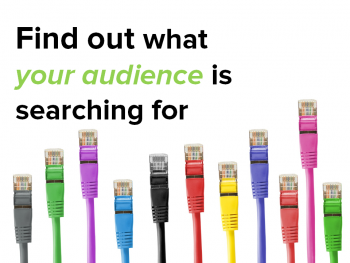 Take a closer look into analyzing audience search behavior to improve your keyword strategy.