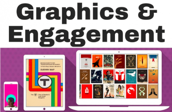 Visuals tell a story better than text and help your content engage your readers. Here's a look at how your graphics can boost engagement.