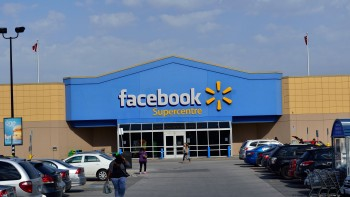 Facebook is the walmart of social media