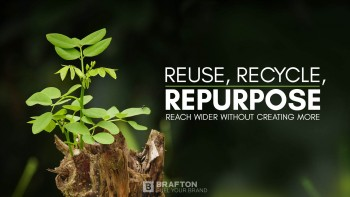 How to repurpose content to influence your audience & boost your visibility
