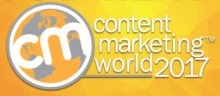 CMI is the world's largest content marketing event. Don't miss it!