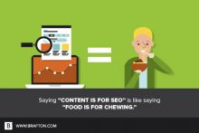Content is for more than just SEO.