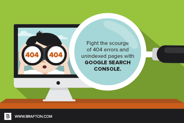 Search Console gives your website the health check it needs.