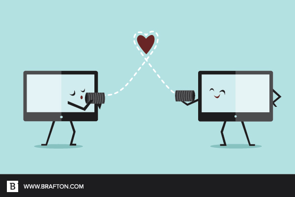 Fall in love with these content marketing pickup lines
