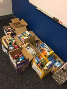Brafton's Boston office raised food for those in need right in our own community.