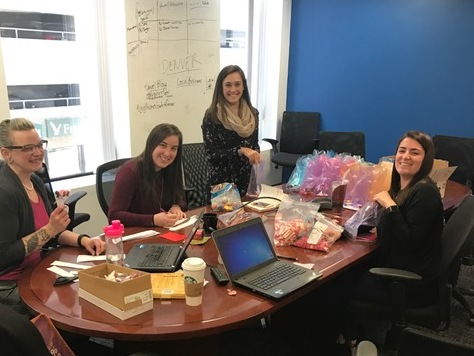 Brafton makes candygrams for charity